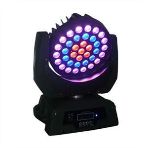 新款37颗9瓦四合一LED摇头灯