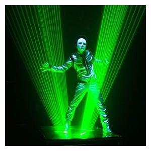 激光秀-激光舞表演专用激光