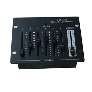 小型6路DMX控台