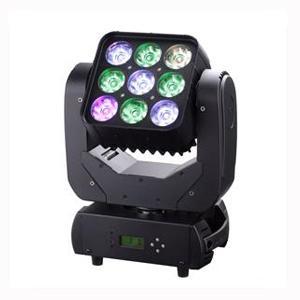 LED摇头矩阵灯