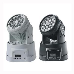 LED精灵摇头染色灯