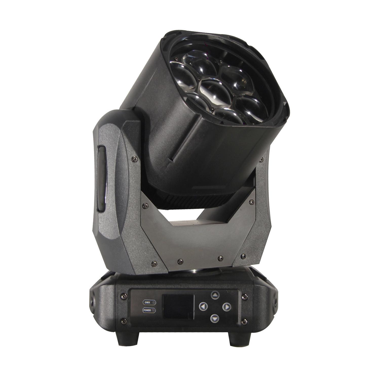 LED 变焦摇头染色光束灯