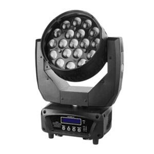 LED摇头变焦染色灯