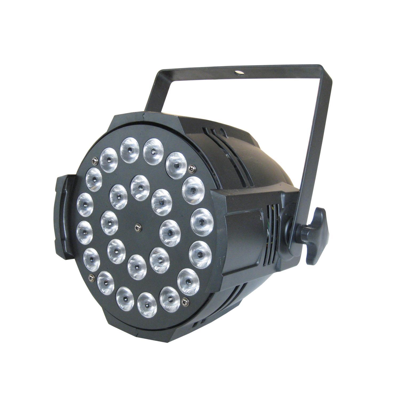 24颗四合一 LED染色逆光灯